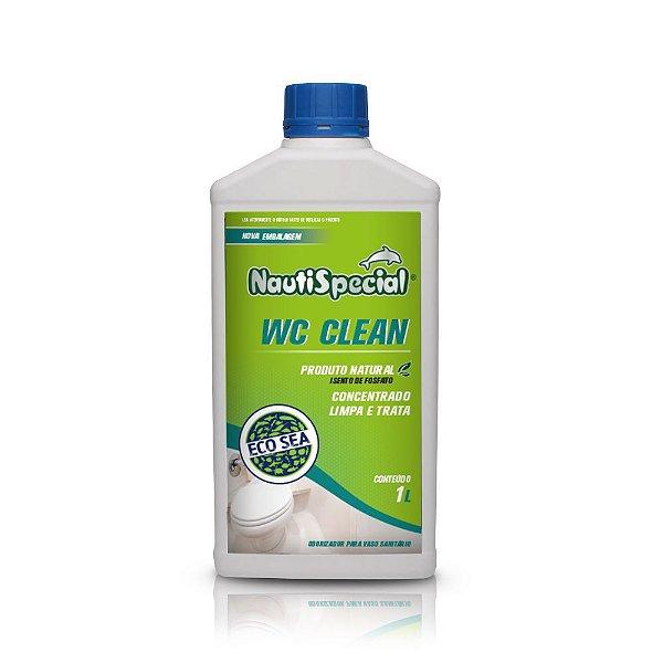 Limpeza e Odorizador Para Vaso Sanitário 1 L
