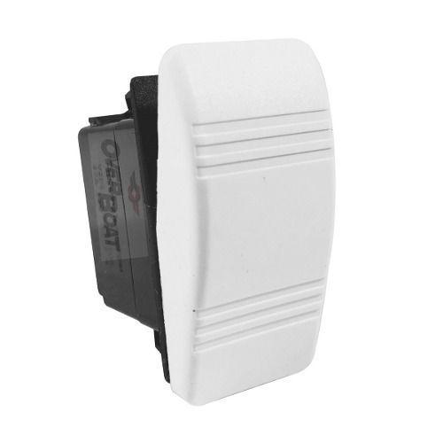 Interruptor On Off Branco Seachoice Lancha