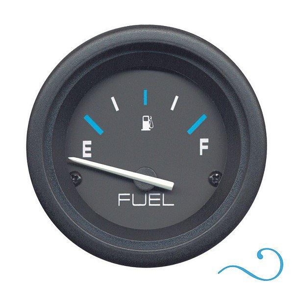 Relógio Indicador de Combustível Náutico Mercury Lancha