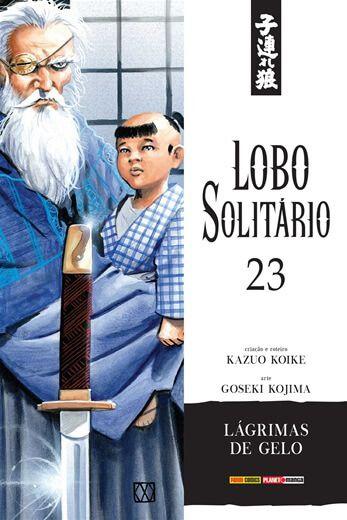 Lobo Solitário - Vol. 23