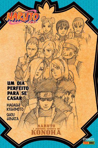 Naruto - A História Secreta de Konoha
