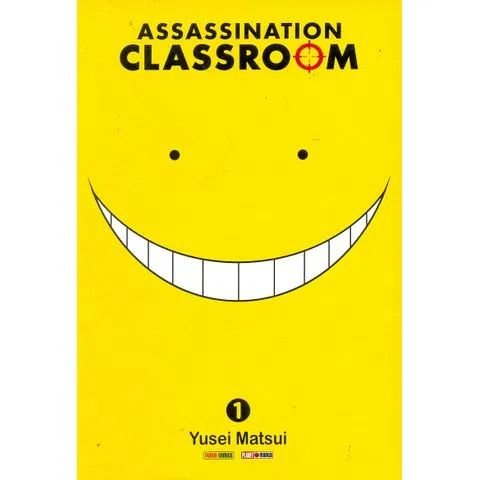 Assassination Classroom Vol.1