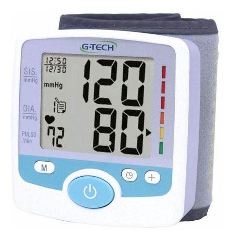 Aparelho De Pressão Digital De Pulso Gp200 - G-tech