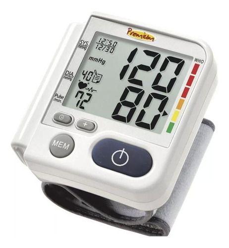 Aparelho De Pressão Automático De Pulso Lp200 - Premium