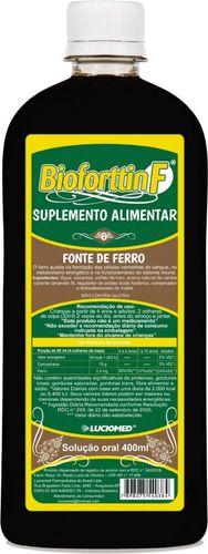 Bioforttin 400ml - Luciomed