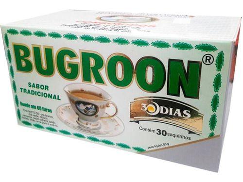 Bugroon Chá Misto 90g Com 30 Saquinhos