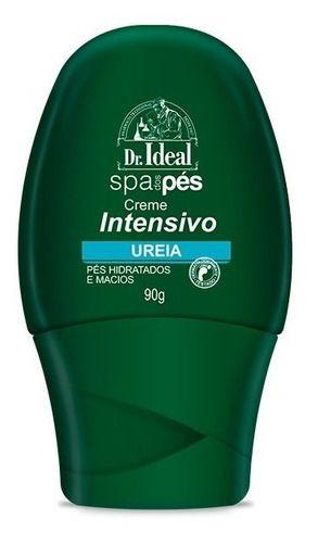 Creme Para Pés Tratamento Intensivo Ureia 90g - Ideal