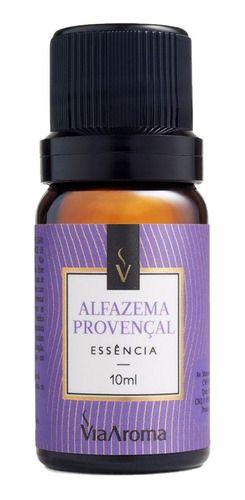 Essência Alfazema Provencal 10ml - Via Aroma