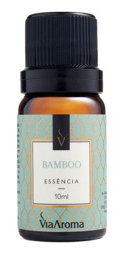 Essência Bamboo 10ml - Via Aroma