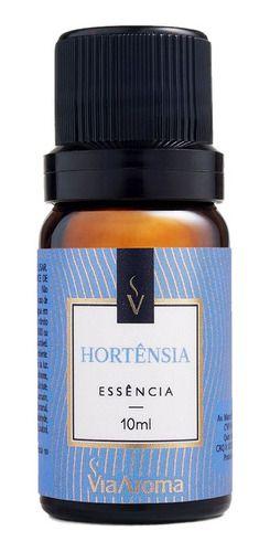 Essência Hortênsia 10ml - Via Aroma