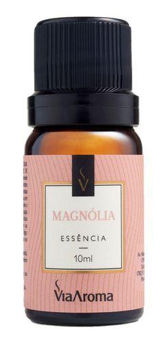 Essência Magnolia 10ml - Via Aroma