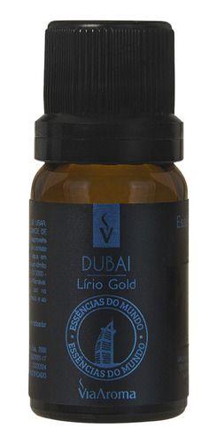 Essência Dubai 10ml - Via Aroma