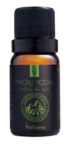 Essência Machu Picchu 10ml - Via Aroma