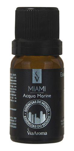 Essência Miami 10ml - Via Aroma