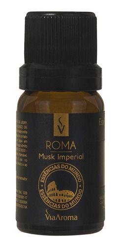 Essência Roma 10ml - Via Aroma