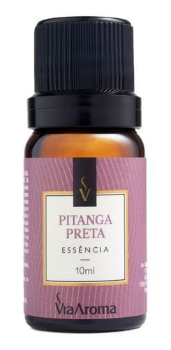 Essência Pitanga Preta 10ml - Via Aroma