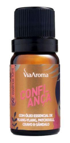 Essência Confiança 10ml - Via Aroma
