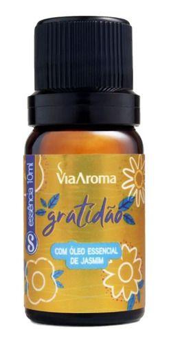 Essência Gratidão 10ml - Via Aroma