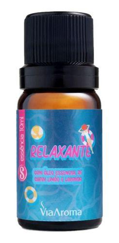 Essência Relaxante 10ml - Via Aroma
