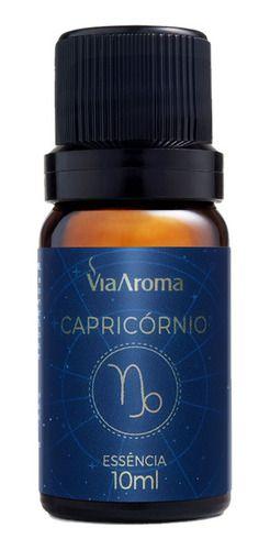 Essência Signos Capricórnio 10ml - Via Aroma