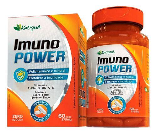 Imuno Power 60 Cápsulas 375mg - Katigua