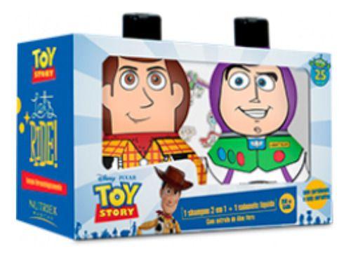 Kit Toy Story Woody Shampoo E Sabonete Líquido - Nutriex