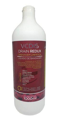 Líquido Bandagem Drain Redux 1l - Vedis