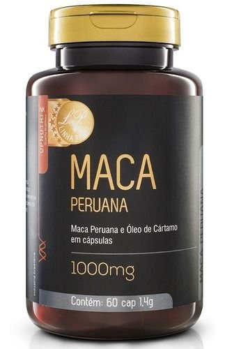 Maca Peruana 1000mg 60 Cápsulas - Upnutri