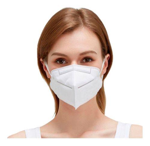 Máscara N95 Pff2 Com Clipe Nasal - Caithec