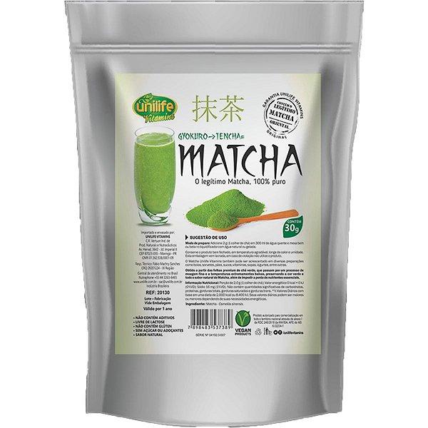 Matcha 30g - Unilife