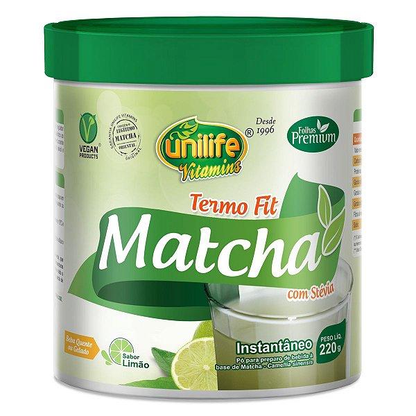 Matcha Termo Fit 220g - Unilife
