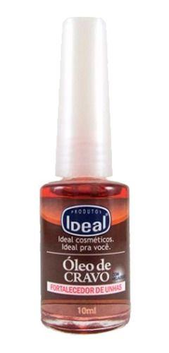 Óleo De Cravo Clove Oil 10ml - Ideal