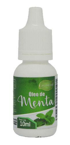 Óleo De Menta 10ml - Flora Nativa