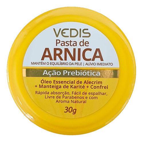 Pasta De Arnica 30g - Vedis