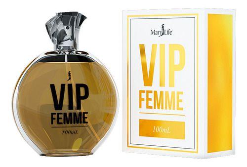 Perfume Vip Femme 100ml - Mary Life