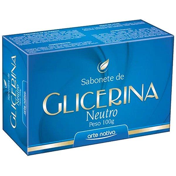 Sabonete De Glicerina Neutro 100g - Arte Nativa
