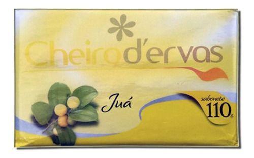 Sabonete De Juá Hidratante 110g - Cheiro D'ervas