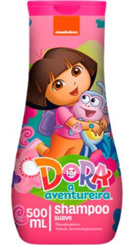 Shampoo Suave Dora A Aventureira 500ml - Nutriex