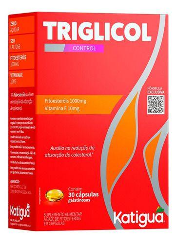 Triglicol Control 1000mg 30 Cápsulas - Katiguá