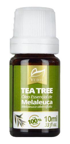 Óleo Essencial de Melaleuca Tea Tree - Vedis