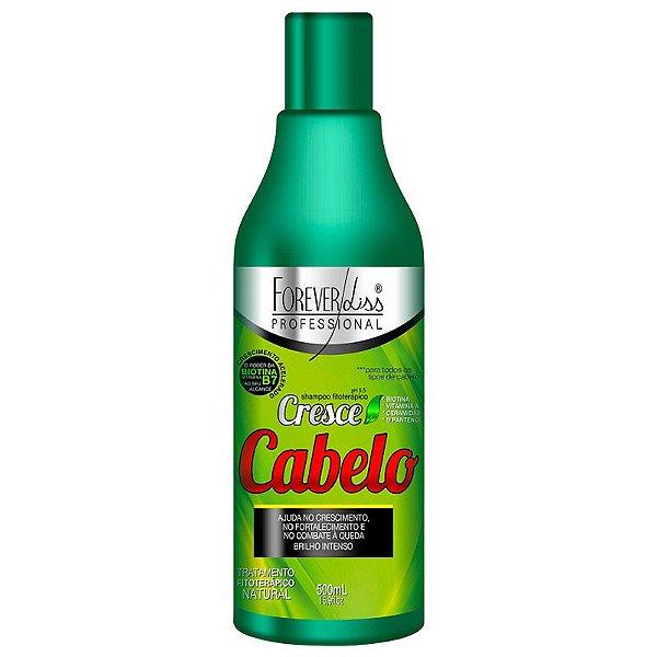 Shampoo Cresce Cabelo Forever Liss