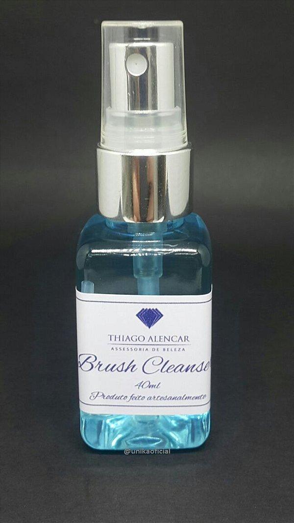 Higienizador de Pincel Brush Cleanser  40ml