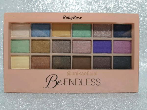 Ruby Rose Be Endless Kit De Sombras Hb-9927