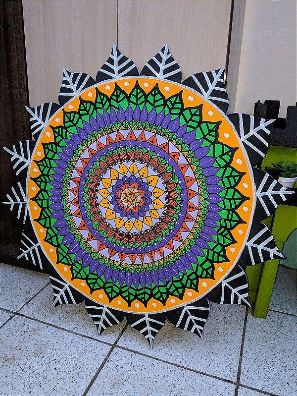 Mandala Flor do Cosmos