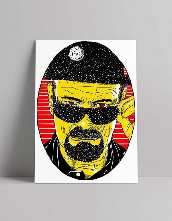 Poster Breaking Bad - Heinseberg
