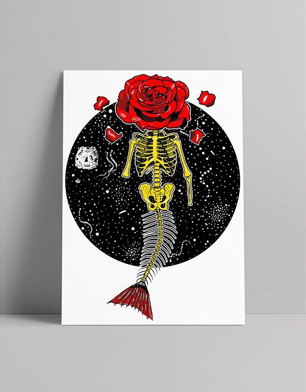 Poster Desabrochar da Sereia