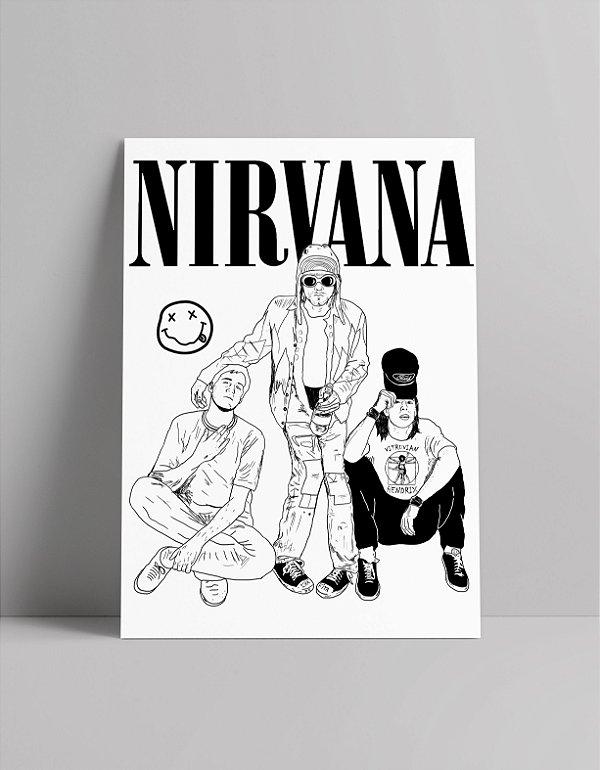 Poster Nirvana