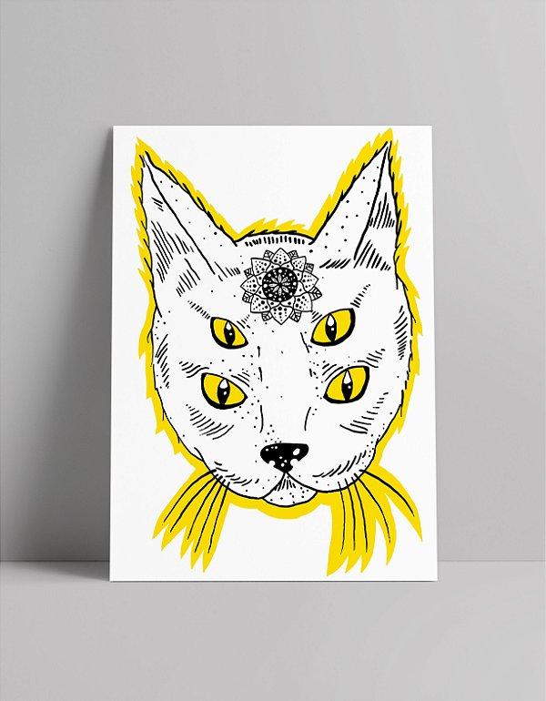 Poster Gato