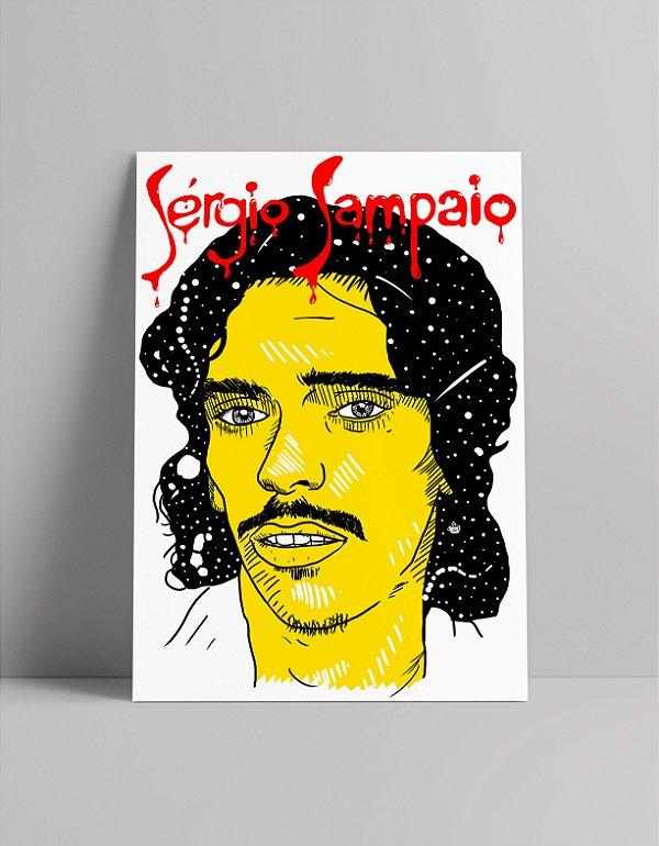 Poster Sérgio Sampaio