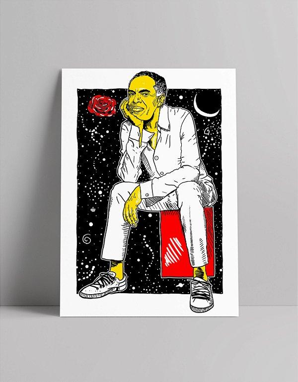 Poster Gilberto Gil